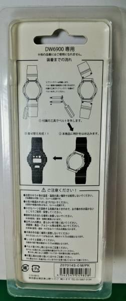 新品 G-SHOCK DW6900 カスタム ホルダー ピンク 蛍光色_画像2