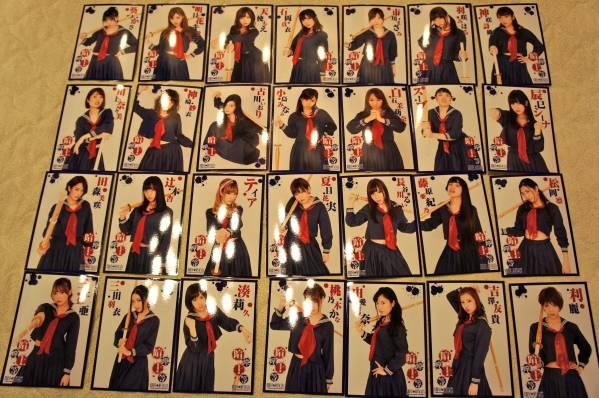 【生写真フルセット】恵比寿★マスカッツ 仮面女子対バン 全28種