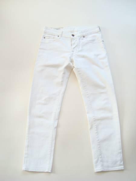 GTA イタリア製ホワイトパンツ size30 ホワイトジーンズ