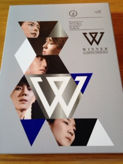 WINNER 1st JAPAN TOUR 2014 DVD YG