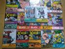 邦訳アメコミ X-MEN 全17巻 + ウェポンX 帯付き