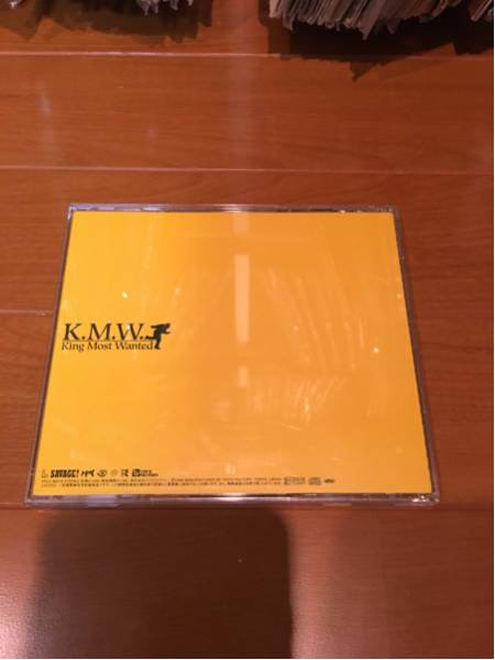 K.M.W.(King Most Wanted)/MURO/帯付/ムロ_画像3