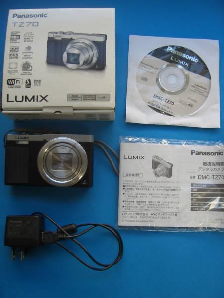 ◇パナソニック デジタルカメラ LUMIX DMC-TZ70 新品同様◇
