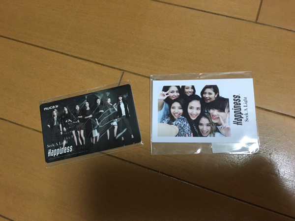 E-girls Happiness 全員 カード+チェキ YURINOSAYAKA夏恋楓璃