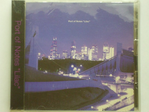 ●CDs●Port Of Notes / Lilac●2,500円以上の落札で送料無料!!_画像1
