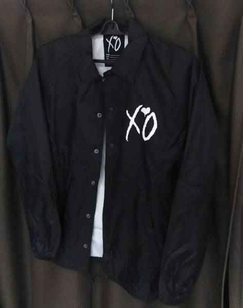 XO『Starboy Anarchy Coach Jacket』Lサイズ●The Weeknd