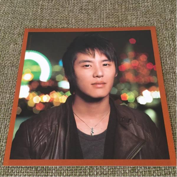 東方神起/JYJ☆FOREVER LOVE☆ジャケカ☆ジュンス