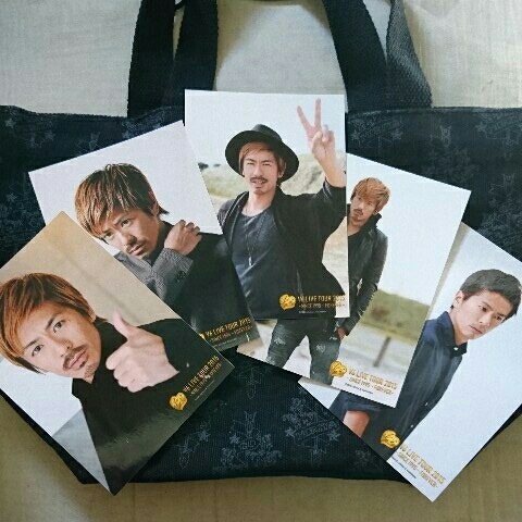 ◆V6◆森田剛公式写真20周年LIVE コンサートグッズの画像