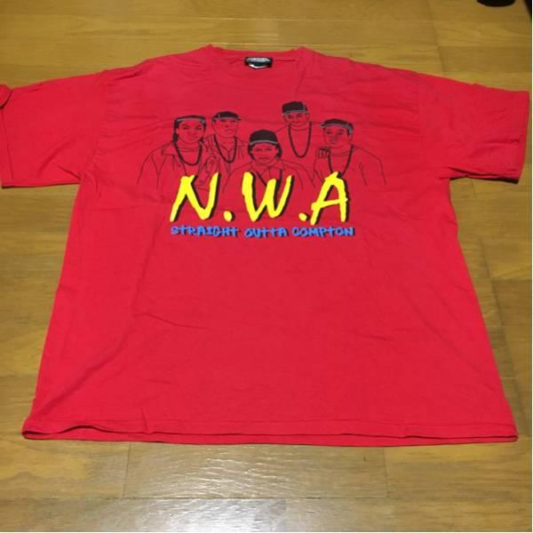n.w.a dr.dre eazy-e icecube XL Tシャツ 2006 ruthless