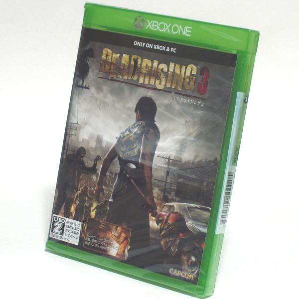 ■【新品未開封】デッドライジング3 Xbox One 通常版 DEADRISING3 DEAD RISING3 ■_画像2