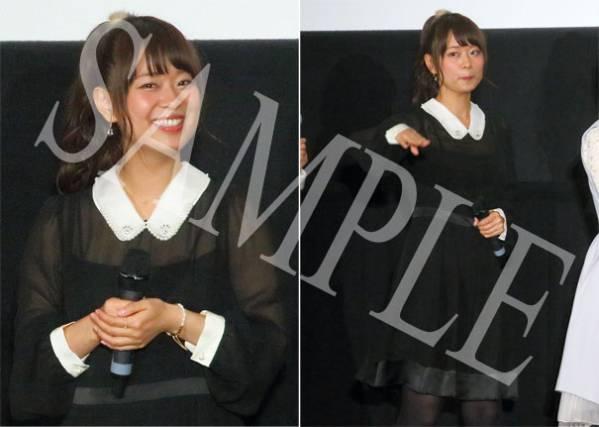 井口裕香『「劇場版 艦これ」初日舞台挨拶上映会』生写真