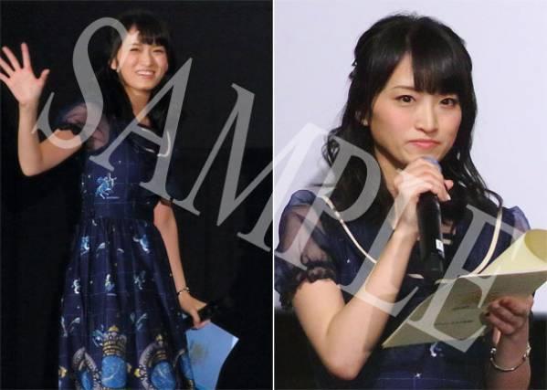 藤田咲『「劇場版 艦これ」初日舞台挨拶上映会』生写真