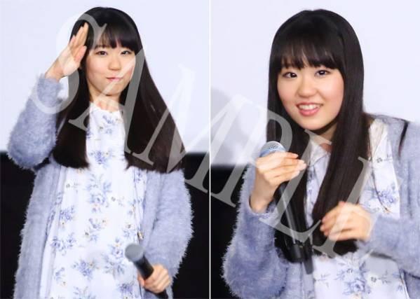 東山奈央『「劇場版 艦これ」舞台挨拶上映会②』生写真