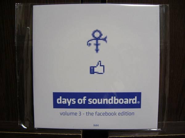 ■激レア■Prince■Days of soundboard - facebook edition