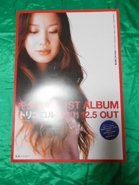 キタキマユ トリコロル B2サイズポスター