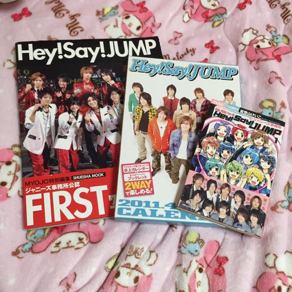 Hey!Say!JUMP 写真集 ブックレット マンガ コンサートグッズの画像