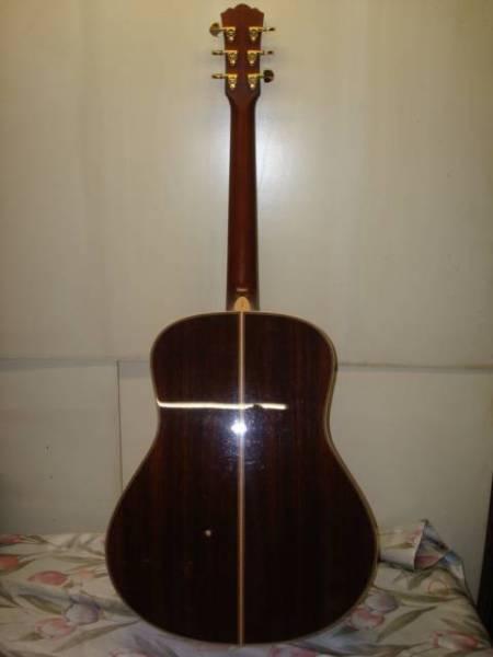 [希少 中古 美品 アコースティックギター]YAMAHA LA-38J