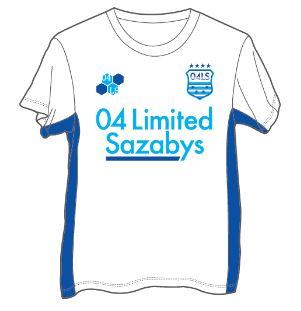 白S即 04 Limited Sazabys限定ゲームTシャツwanima mwam 10-feet