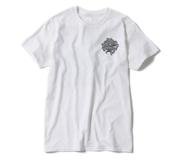 L即THE BONEZ x airjam TシャツPTP 10-FEET PIZZA OF DEATH rize