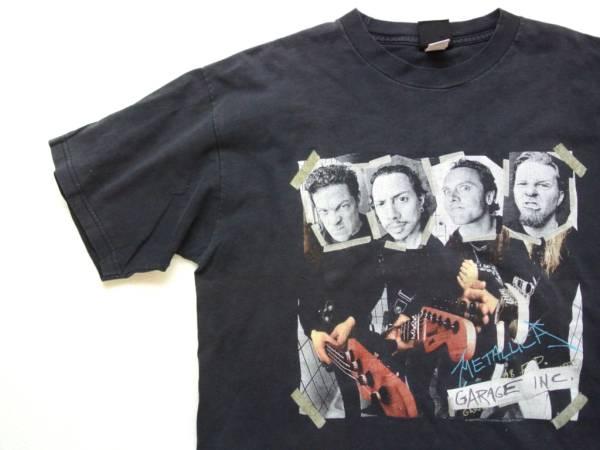90s メタリカ GARAGE INC Tシャツ XL ビンテージ