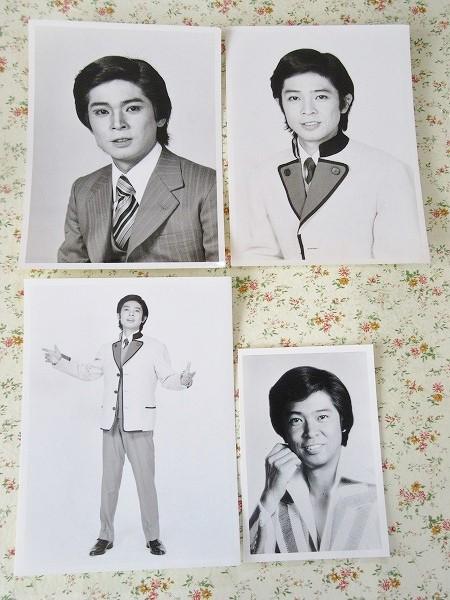 1159/青山孝 生写真 ブロマイド 4枚セット フォーリーブス