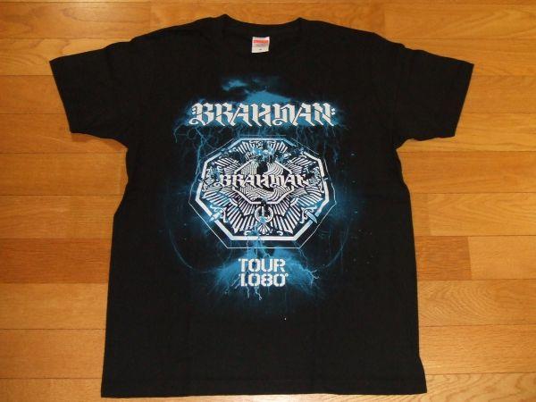 BRAHMAN Tour 1080° 2014 Tシャツ SIZE:M 送料180円~