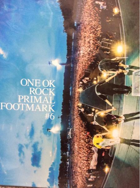 ワンオクロック one ok rock primal footmark ワンオク 写真集