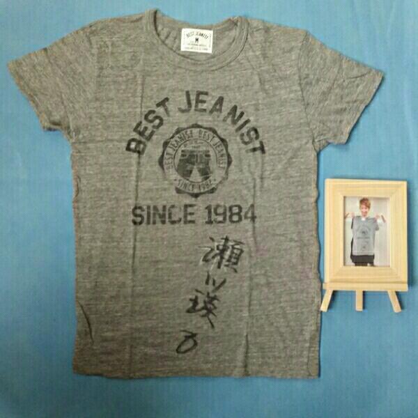 瀬川瑛子さん直筆サイン入りTシャツ写真フォトフレーム付き新品