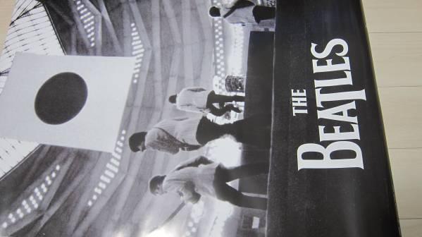 ビートルズ 映画 限定 ポスター 武道館 BEATLES ポール マッカートニー ジョン レノン ジョージ リンゴ ライブグッズの画像