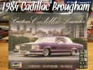 1円〜Cadillac Lowrider Revell キャデラック ローライダー ブロアム 1/25 1984 Brougham 新品未開封 デイトン ホッピング キャデ2Drクーペ