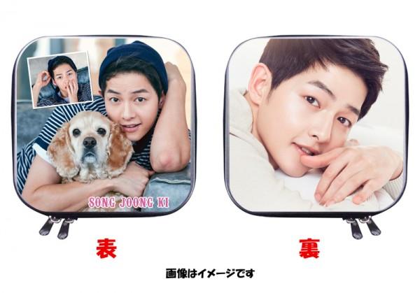 ソンジュンギ 両面写真付き CDケース DVDケース 四角 01