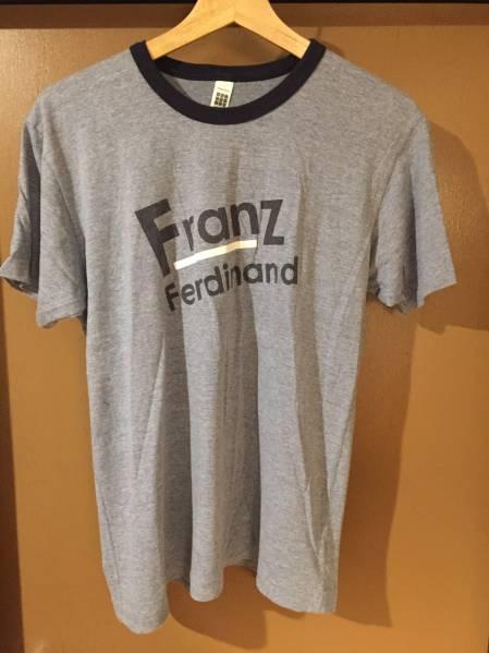 Franz Ferdinand フランツフェルディナンド Tシャツ サイズM
