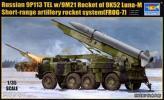 04★TRUMPETER/ソビエト軍 9K52/ルーナM 短距離弾道ロケット