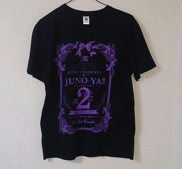 レア/JUNO-YA The 2nd ANNIVERSARY Tシャツ/ジュノ/JYJ ジュンス