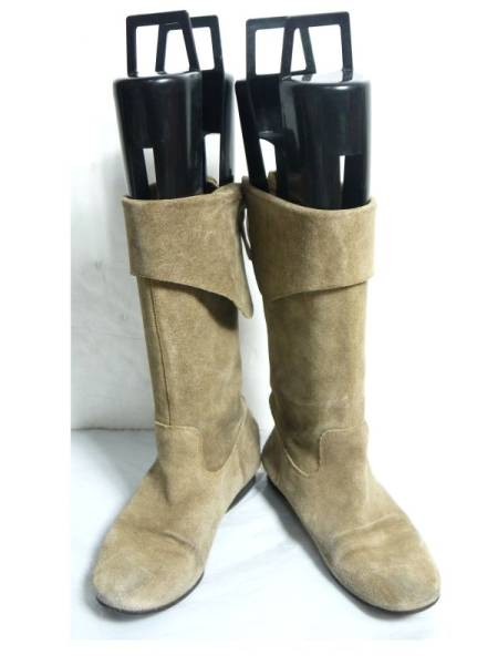 美品 ジョーサンチェス JOE SANCHEZ ブーツ 35 22.5cm D706-80