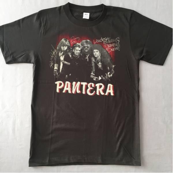バンドTシャツ パンテラ(PANTERA)新品 M