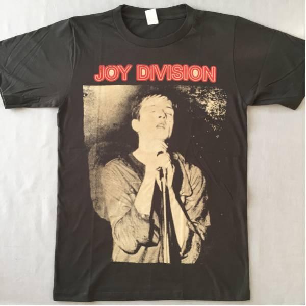 バンドTシャツ ジョイ ディビジョン(JOY DIVISION)新品 M