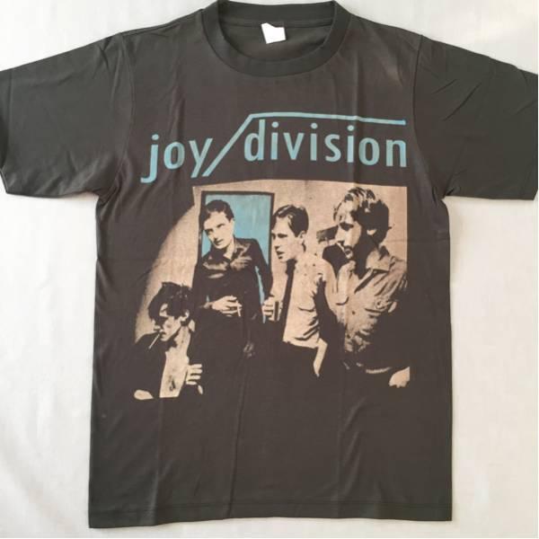 バンドTシャツ ジョイ ディビジョン(JOY DIVISION)w1新品 M