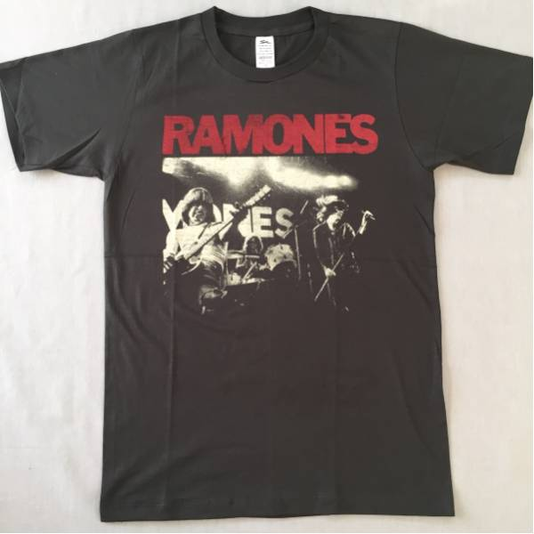 バンドTシャツ ラモーンズ(RAMONES)新品 L