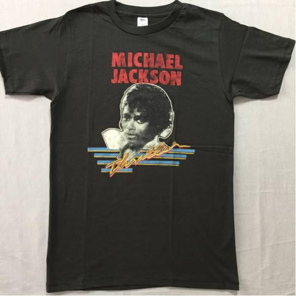 バンドTシャツ マイケル ジャクソン(MICHAEL JACKSON)新品 M