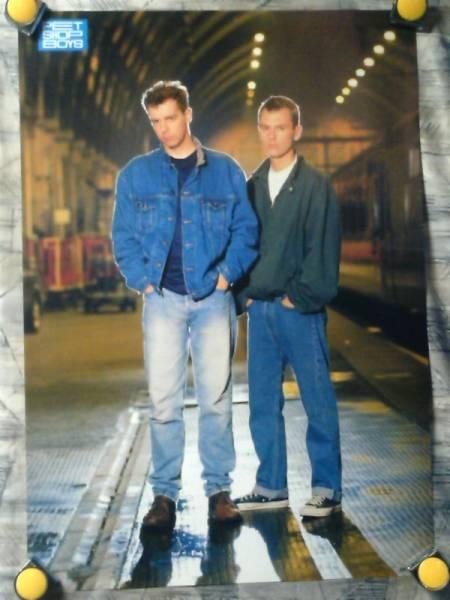 p2【ポスター/B-2】ペット ショップ ボーイズ-Pet Shop Boys
