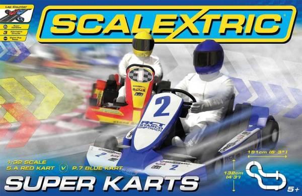 1_32スロットカー スケーレックスコースセットKarts_画像2