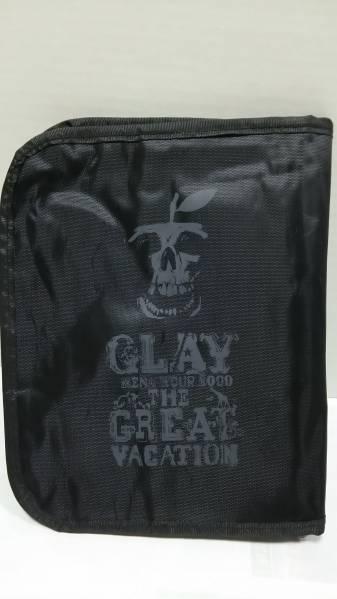 GLAY ARENA TOUR 2009 ポーチ