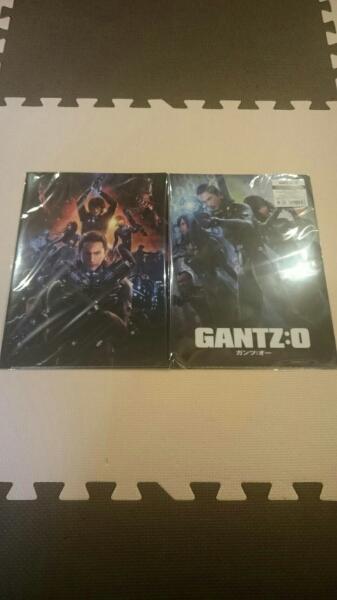 映画 GANTZ:O ガンツオー クリアファイル セット 新品未開封 グッズの画像