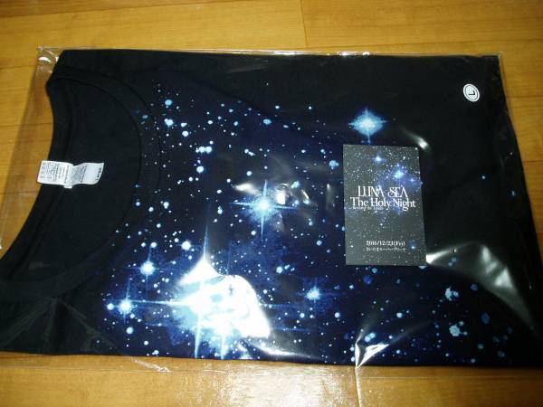 LUNA SEA 会場限定 Tシャツ(L) DAY1 12/23 The Holy Night 新品 ライブグッズの画像