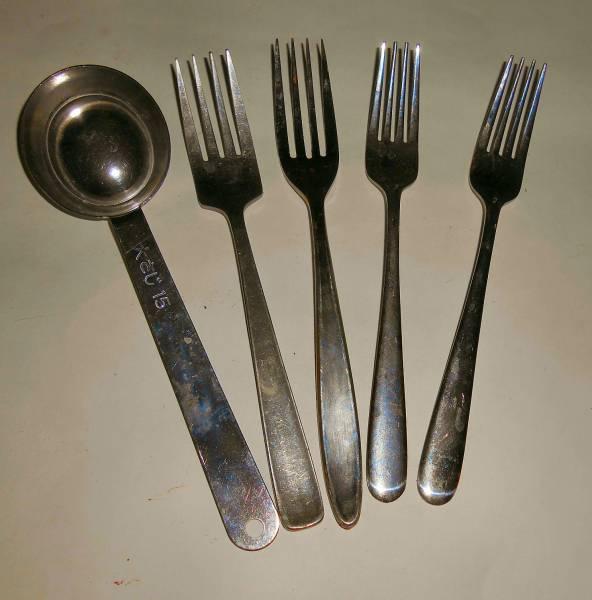 洋食器☆ナイフやフォーク・スプーンその他・画像の多数セット!_画像2
