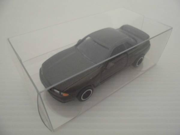 トミカ ミニカー 日産 スカイライン R32 GT-R ガンメタ_画像1