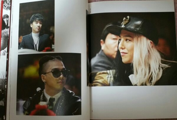 2nd GAON CHART K-POP AWARDS STARNEWS 本 BIGBANGなど
