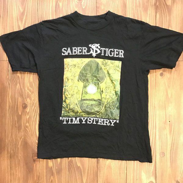 超レア saber tiger 90s ツアーTシャツ gauze gism ghoul