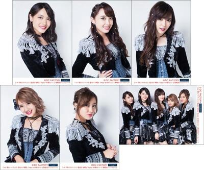 ℃-ute 岡井千聖 発売記念イベントL判生写真A夢幻クライマックス